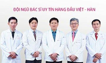 Đội ngũ bác sỹ thẩm mỹ