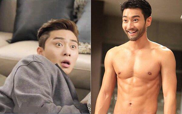 """""""Nghẹt thở"""" vì body cực chuẩn của các sao nam Hàn"""
