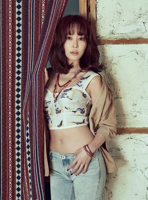 Top 5 kiều nữ Hàn sở hữu body chuẩn nhất